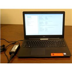 Dell Latitude 3590 Laptop Intel Core i5 3.4 GHz 16384 MB RAM w/ A/C Adapter (No hard drive)