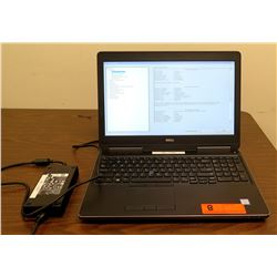 Dell Precision 7510 Laptop Intel Core i7 2.7 GHz 16384 MB RAM Memory w/ A/C Adapter (No hard drive)