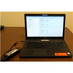 Dell Latitude 3580 Laptop Intel Core i5 3.1 GHz 8192 MB RAM w/ A/C Adapter (No hard drive)