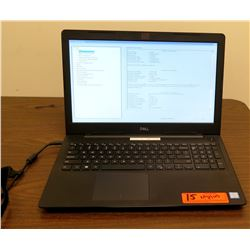 Dell Latitude 3590 Laptop Intel Core i5 3.4 GHz 8192 MB RAM (No A/C Adapter, no hard drive)