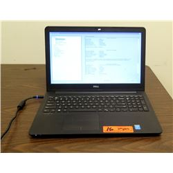 Dell Latitude 3550 Laptop Intel Core i5 2.2 GHz 8192 MB RAM (No A/C Adapter, no hard drive)