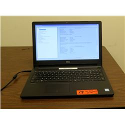 Dell Latitude 3570 Laptop Intel Core 2.3 GHz 8192 MB Memory (No Battery or Plug, no hard drive)