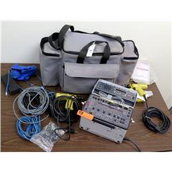 Phoenix Microsystems Model 5575B T-1 Micro BERT w/ 5565-96 DSO Drop/Insert & Case
