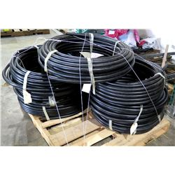 Pallet Multiple 100' Coils 10279015 AVA 5-50 Heliax Bulk Coaxial Cable Black