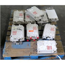 Qty 9 RFS Radio Frequency Systems IBC1900EH-1 PCS in Banc Containers
