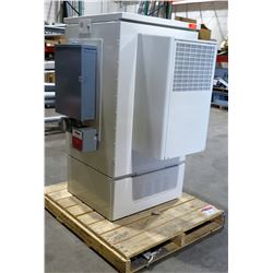GE Infinity System w/ AC Data & Dantherm A/C 4000A for Telecom Cabinets & Enclosures