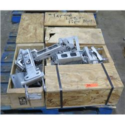 Qty 6 Crates Commscope PMSU4HK Hardware Kits Pipe Mount, Tap End Leg Mount, etc