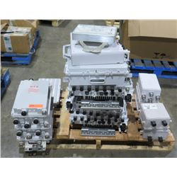 Pallet Multiple Radio Frequency Systems IBC1900HG-2 PCS In Band Combiners, etc