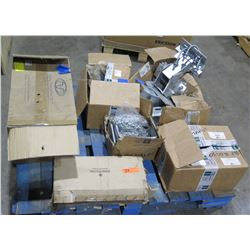 Multiple Misc Boxes Caltronics Top Mounting 60-20-09 Antennas, Hangers, Brackets, etc