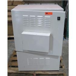 Charles Industries CUBE-RL21221HH1 Aluminum Enclosure 48V Fan/Vent, BTRY