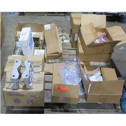 "Multiple Boxes Chunxing H103XC804 2.5"" Pipe Brackets, JMA Wireless Center Brackets, etc"