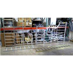 Multiple Misc Cable Racks