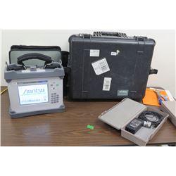 Anritsu PIMMaster Handheld Passive Tester Analyzer  & Hard Case