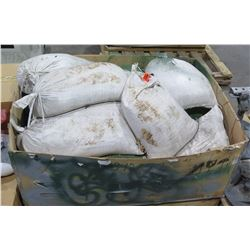Box of Multiple Sandbags