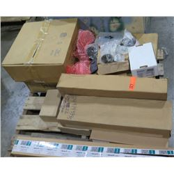 Pallet Boxes 849143995 GPS Antenna Enhanced w/ Pole, Misc Nuts, Bolts, Washers, etc