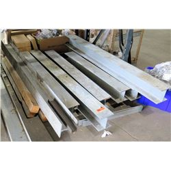 Pallet Misc Metal I Beams
