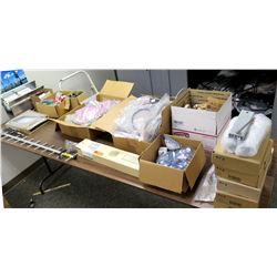 Multiple Boxes PCTEL MYA82512 12 Element Yagi, Northern Tech 6M120V Modules, etc