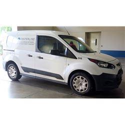 2015 Ford Transit Van (Runs Drives See Video), Lic. 293TVY, Title on Order