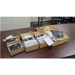 Polycom Teleconference Unit & 3 New Crexendo Phones