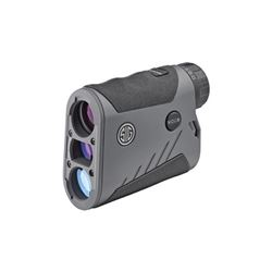 Sig Sauer, KILO1600, Laser Rangefinder, 6X22mm, Black Finish, Red Transparent OLED