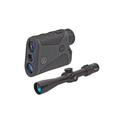 Sig Sauer, BDX Combo Kit, KILO1400BDX Laser Range Finder and SIERRA3BDX 3.5-10X42mm Rifle ScopeBlack