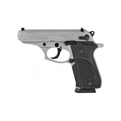 Bersa, Thunder Plus, DA/SA, Full Size, 380ACP, 3.5  Barrel, Alloy Frame, Nickel Finish, Polymer Grip
