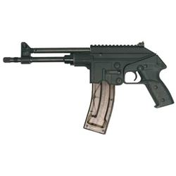 "Kel-Tec, PLR-22, 22LR, 10.5"" Barrel, Black, Polymer Frame, Adjustable Sights, 26Rd, 1 Magazine"