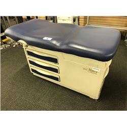 MIDMARK RITTER 204 PATIENT EXAMINATION TABLE