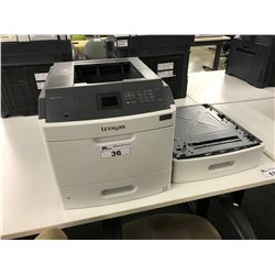 LEXMARK MS810DN NETWORK PRINTER WITH EXTRA TRAY