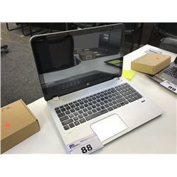 """HP ENVY TS 15"""" TOUCH SCREEN NOTEBOOK COMPUTER WITH AMD A10 2.5 GHZ CPU, 256 GB SSD, WINDOWS 10"""