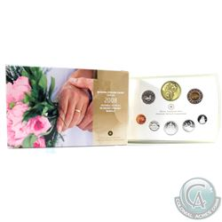 2008 Canada Premium Wedding Proof Set (outer sleeve is taped).