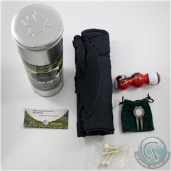 1904-2004 Canada Anniversary Golf Can. This can includes a divot repair tool with Commemorative 10-c