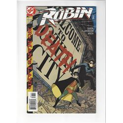 Robin Issue #67 by DC Comics