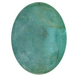 3.71 ctw Oval Emerald Parcel