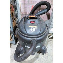 Shop-Vac Quiet Deluxe Series 16 Gallon 6.5HP Wet/Dry Vacuum