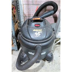 Shop-Vac Quiet Deluxe Series 16 Gallon 6.5HP Wet/Dry Vacuum
