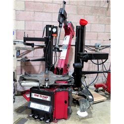 Rim Clamp 9024E Electric Drive Tire Changer (Additional Arm Extenders are in Lot 30)