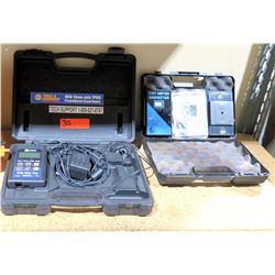 NAPA TPMS Scan Tool 92-1531, Tint Meter TM200 Inspector, Matco Toolbox