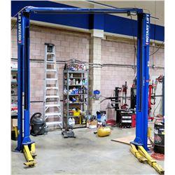 Rotary Lift Asymmetrical Two Post Car Hoist