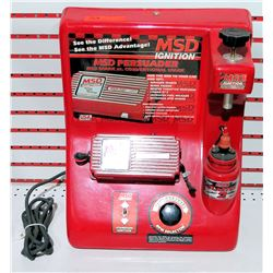 MSD Ignition Persuader Multiple Spark Discharge Display &Tester