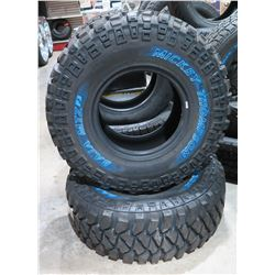 Qty 2 Mickey Thompson Baja MTZ P3 Tires 33x12.50R15LT