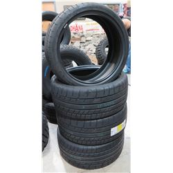 Qty 4 Mickey Thompson Street Comp 255/35R20 Extra Load Tires