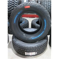 Qty 2 Mickey Thompson Deegan 38 All Terrain 275/65R18 Tires 29946