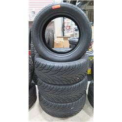 Qty 4 Federal Tires 255/55/18 (Mounted but Never Used)