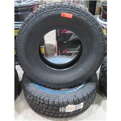 Qty 2 Mickey Thompson Deegan 38 All Terrain LT285/75R16 Tires 29614