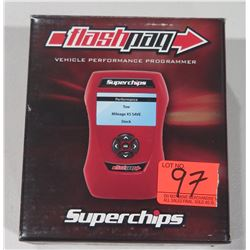 FlashPaq Superchips Programmer 4865 for Nissan Gas Vehicles