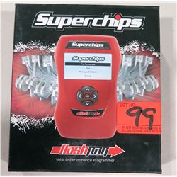 FlashPaq Superchips Programmer 3865 for Dodge Gas Vehicles
