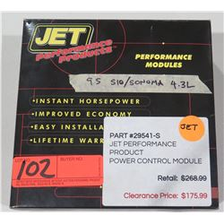 Jet Performance Power Control Module 29541-S for Sonoma 4.3L