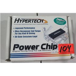 Hypertech Power Chip 121372 Engine Tuning for GM Vehicles