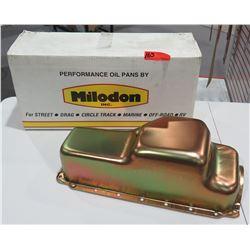 Milodon 30755 Performance Oil Pan (Small block Mopar)